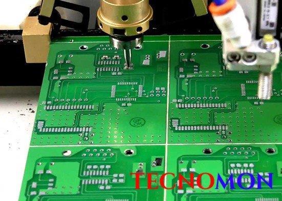 Empresa de montagem de placas eletrônicas