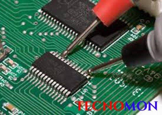 Montador de placas eletrônicas