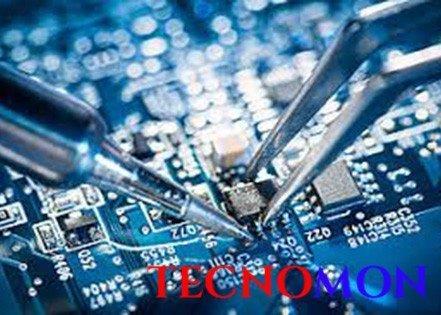 Montadora de componentes eletrônicos