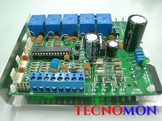 Montadora de placas eletrônicas pth