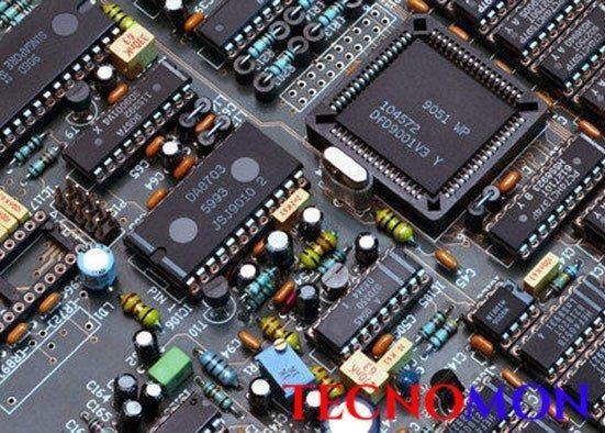 Montagem de circuitos smd