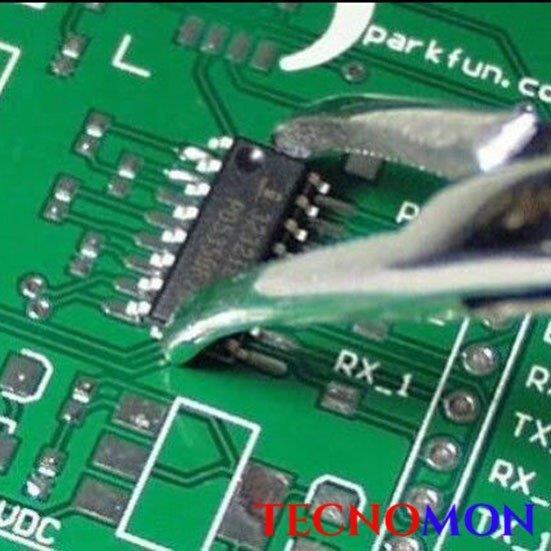 Montagem de placas eletrônicas smd